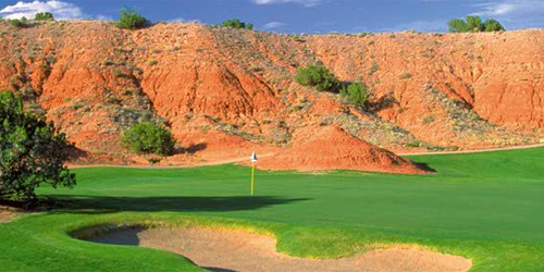 Santa Ana Golf Club New Mexico golf packages