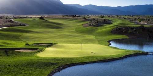 Sandia Golf Club New Mexico golf packages