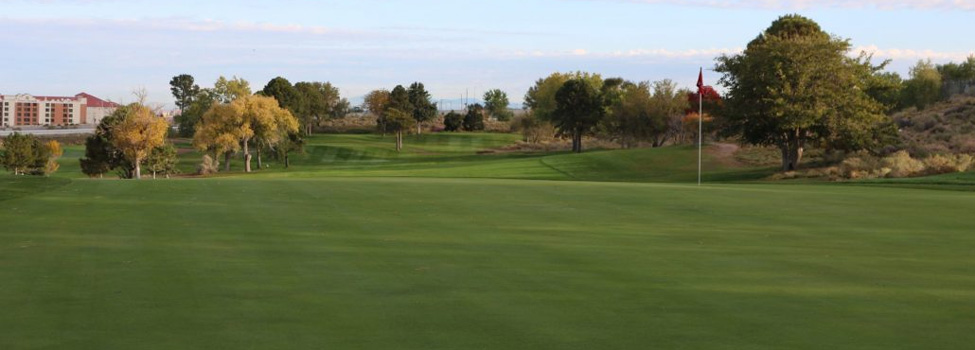 Championship Course at the University of New Mexico